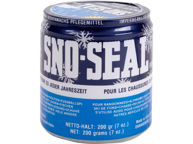SNO Seal Shoe care Wax 200g bote